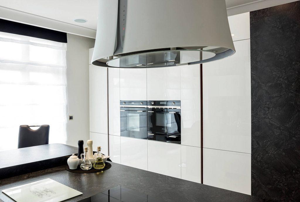 aranżacja  kuchni - detal