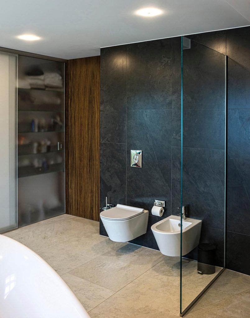 aranżacja poddasza - łazienka